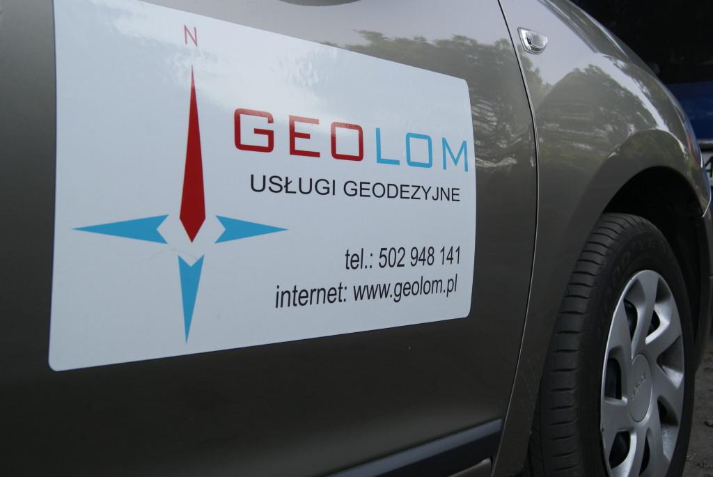 Samochód geodety :)